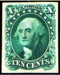 #  14 - 10¢ Washington