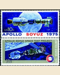 #1569S - 10¢ Apollo-Soyuz Mission