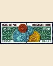 #1577S - 10¢ Banking and Commerce