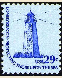 #1605 - 29¢ Lighthouse
