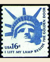 #1619 - 16¢ Statue of Liberty