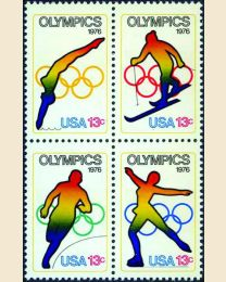 #1695S - 13¢ Olympic Games