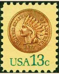 1978-1980 Definitives #1734-43 - 1970-1979 #1387-1802 - USA