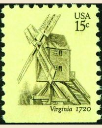 #1738 - 15¢ Windmill - Virginia