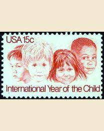 #1772 - 15¢ International Year of the Child