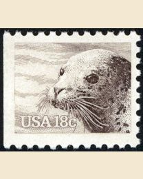 #1882 - 18¢ Harbor Seal
