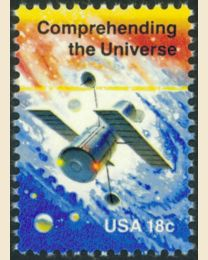 #1919 - 18¢ Comprehending the Universe