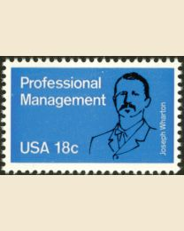 #1920 - 18¢ Professional Management