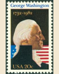 #1952 - 20¢ George Washington