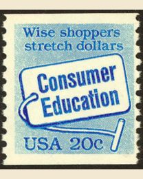 #2005 - 20¢ Consumer Education