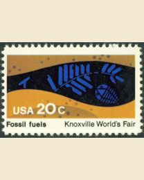 #2009 - 20¢ Fossil Fuels