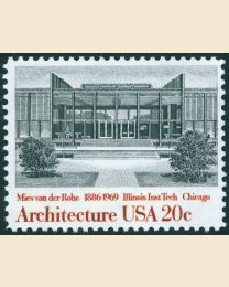 #2020 - 20¢ Illinois Institute of Technology