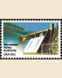 #2042 - 20¢ Tennessee Valley Authority