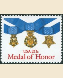 #2045 - 20¢ Medal of Honor