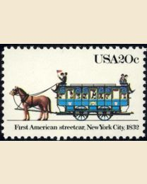 #2059 - 20¢ First American
