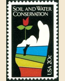 #2074 - 20¢ Conservation