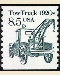 #2129 -  8.5¢ Tow Truck