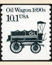 #2130 - 10.1¢ Oil Wagon