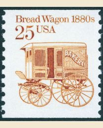 #2136 - 25¢ Breadwagon