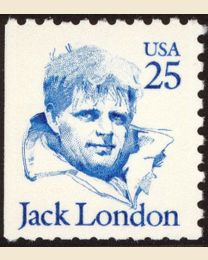 #2197 - 25¢ Jack London booklet