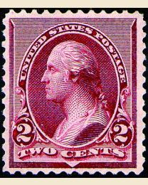 # 219D - 2¢ Washington