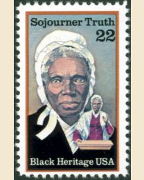 #2203 - 22¢ Sojourner Truth