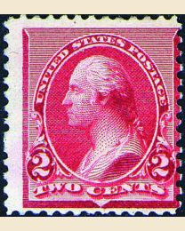 # 220c - 2¢ Washington