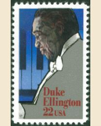 #2211 - 22¢ Duke Ellington