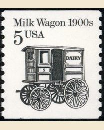 #2253 -  5¢ Milk Wagon
