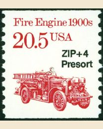 #2264 - 20.5¢ Fire Engine precancelled