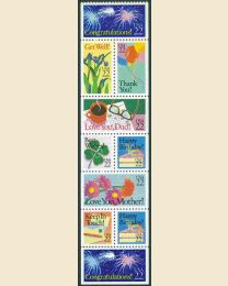 #2267S - 22¢ Special Occasions Booklet