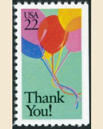 #2269 - 22¢ Thank You