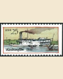 #2408 - 25¢ Washington