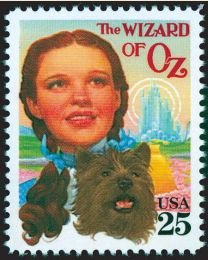 #2445 - 25¢ Wizard of Oz