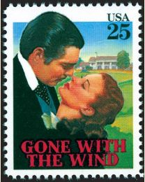 #2446 - 25¢ Gone With the Wind
