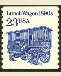 #2464 - 23¢ Lunch Wagon