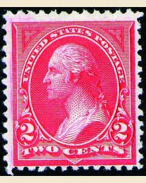# 250 - 2¢ Washington