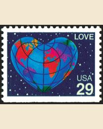 #2536 - 29¢ Love Earth
