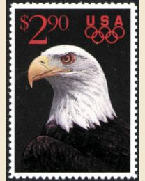 #2540 - $2.90 Priority Mail