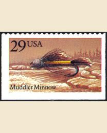 #2549 - 29¢ Muddler Minnow