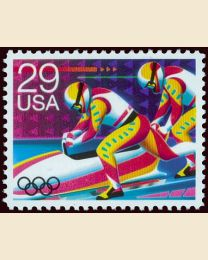 #2615 - 29¢ Bobsledding