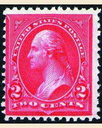 # 252 - 2¢ Washington
