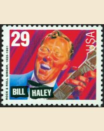#2725 - 29¢ Bill Haley