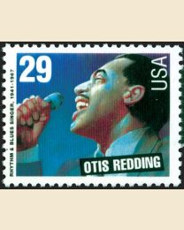 #2728 - 29¢ Otis Redding