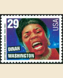 #2730 - 29¢ Dinah Washington