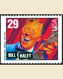 #2732 - 29¢ Bill Haley