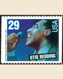 #2735 - 29¢ Otis Redding