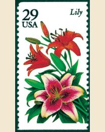 #2829 - 29¢ Lily
