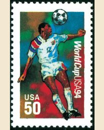 #2836 - 50¢ World Cup Soccer