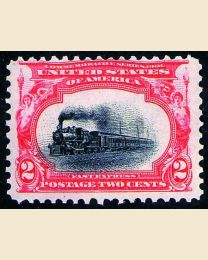 # 295 - 2¢ Locomotive Express